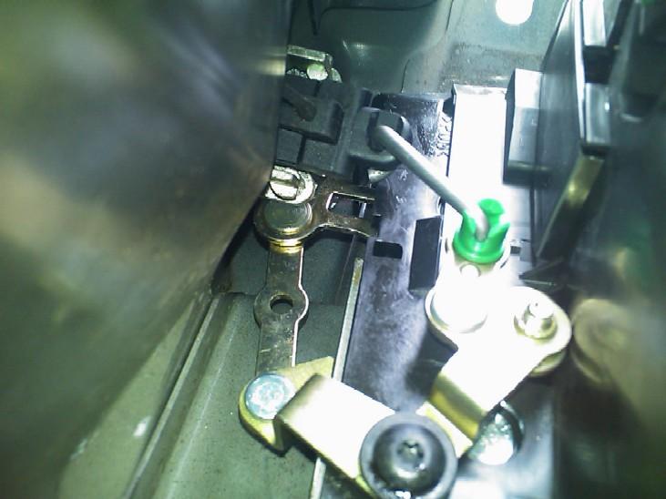 Rear Passenger Door Lock Assy