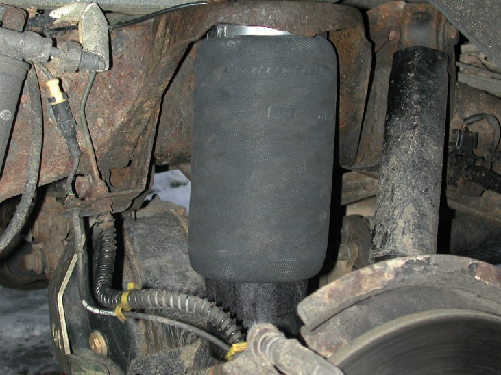 www discovery2 co uk / Rear Suspension Air Bags