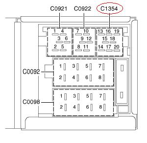 land rover owner • view topic discovery ii harmon kardon stereo c0098 power block tele mute etc c1354 factory cd changer c0921 remote headphones c0922 remote headphones i bus amplifier spatial signal