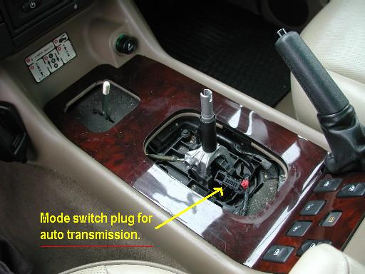 service manual  change mode control activator 2006 land