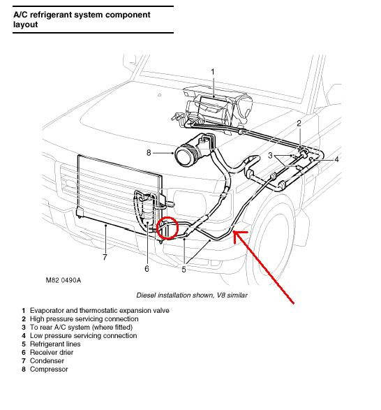 range rover air suspension problems