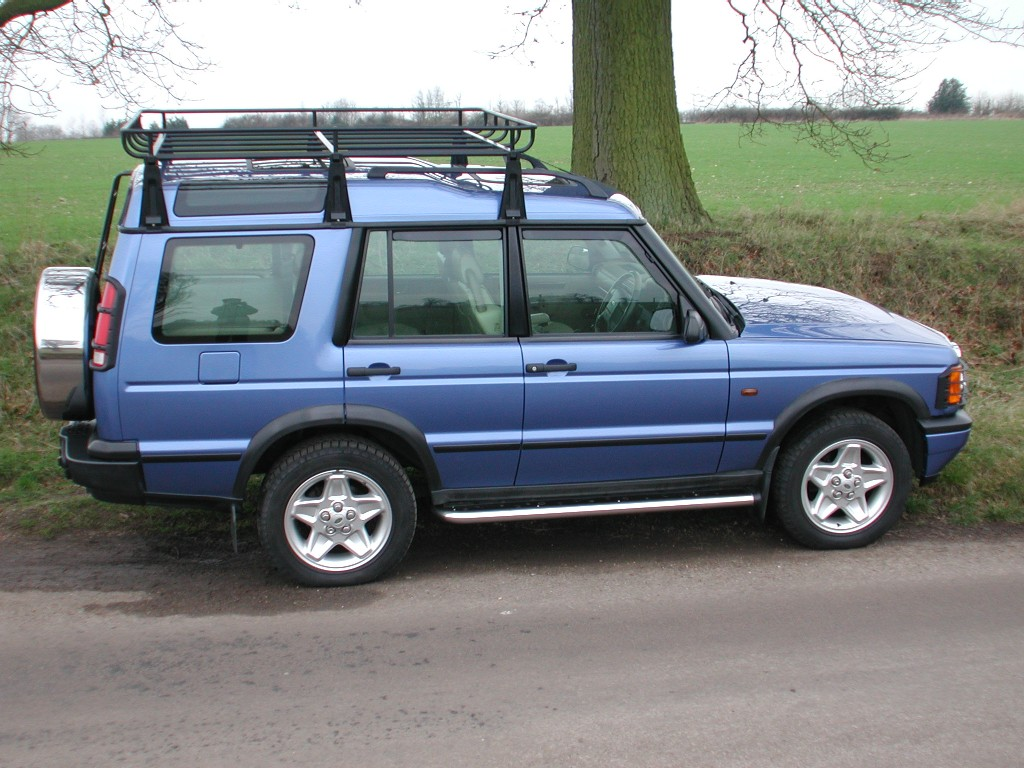 Www Discovery2 Co Uk Expedtion Roof Rack