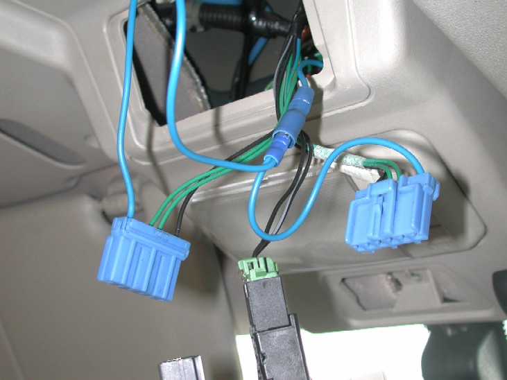 discovery2 co uk sunroof switch illumination now plug in your new modified switches and tidy up the cables if need be some small tie wraps be sure to leave enough play in the looms to allow