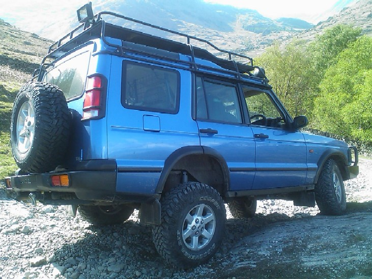 Www Discovery2 Co Uk 2 Quot Suspension Lift