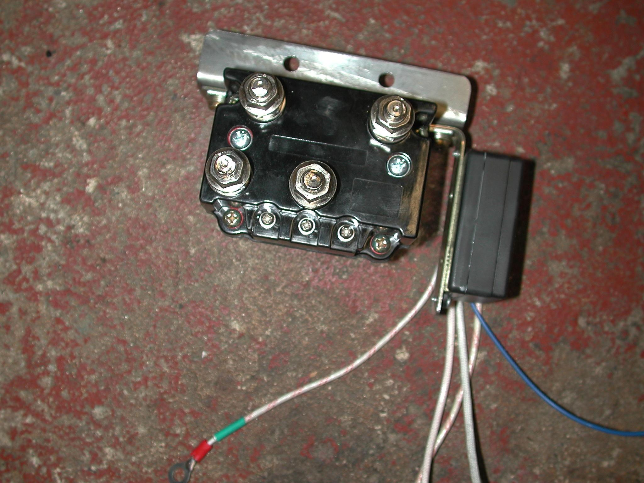 Ew 9000 Winch Wiring